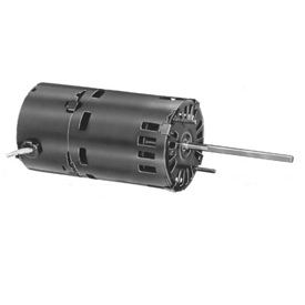 "Fasco D455, 3.3"" Shaded Pole Draft Inducer Motor - 115/230 Volts 3000 RPM"
