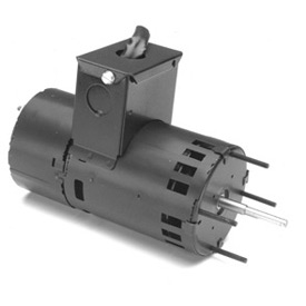 "Fasco D456, 3.3"" Shaded Pole Draft Inducer Motor - 115/230 Volts 3000 RPM"