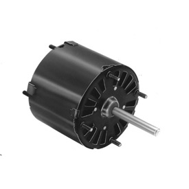 "Fasco D514, 3.3"" Shaded Pole Open Motor - 115 Volts 1500 RPM"