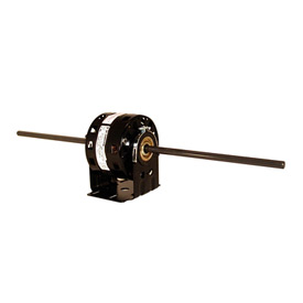 "Century DBL6409, 5"" Shaded Pole Fan Coil Motor - 1050 RPM 115 Volts"