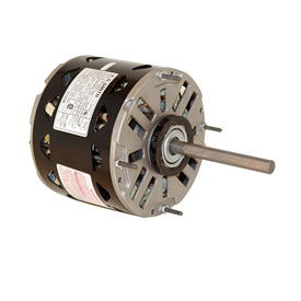 Century DL1076, Direct Drive Blower Motor - 1075 RPM 115 Volts