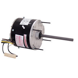 "Century F1036SB, 5 5/8"" Split Capacitor Condenser Fan Motor 208-230 Volts 1075 RPM by"