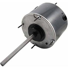 """Century FC3107, 5-5/8"""" Deluxe Commercial Fan Motor 200-230/460 Volts 1120 RPM 1 HP"""