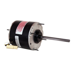 "Century FSE1026SV1, 5 5/8"" Split Capacitor Condenser Fan Motor 208-230 Volts 1075 RPM by"
