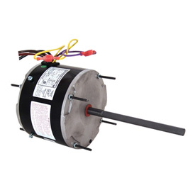"Century ORM5458B, 5 5/8"" Condenser Fan Motor 208-230 Volts 1075 RPM by"