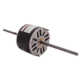 "Century SA1036V1, 5-5/8"" Double Shaft Air Conditioner Motor - 208-230 Volts 1/3HP"