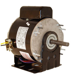 Century UH1026, Unit Heater Motor - 115 Volts 1075 RPM 1/4HP