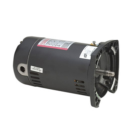 Century USQ1102, Up-Rated Pool Filter Motor - 115/230 Volts 3450 RPM