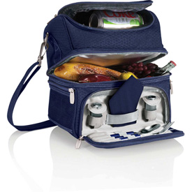 Click here to buy Picnic Time Pranzo Personal Cooler Tote Navy.