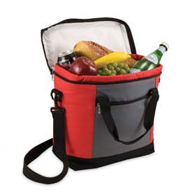 Picnic Time Montero Cooler Tote, Red by