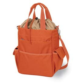 Picnic Time Activo Cooler Tote Orange by