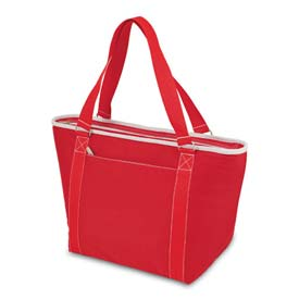 Picnic Time Topanga Cooler Tote Red by