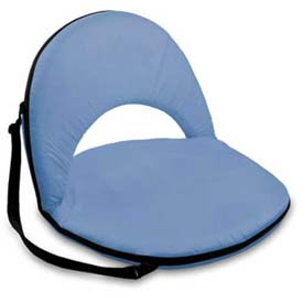 "Picnic Time Oniva Seat 626-00-137-000-0, 29""W X 21""D X 2""H, Sky Blue"