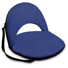 "Picnic Time Oniva Seat 626-00-138-000-0, 29""W X 21""D X 2""H, Navy"