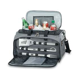 Picnic Time Buccaneer Tailgating Cooler and Barbecue Set