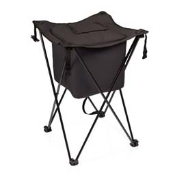 Click here to buy Picnic Time Sidekick Cooler with Stand, Black.