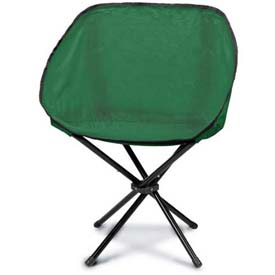 "Picnic Time Sling Chair 789-00-121-000-0, 19""W X 5""D X 5""H, Hunter Green"