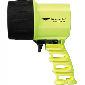 Buy Princeton Tec SECTOR 5 Flashlight Neon Yellow