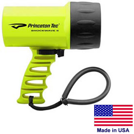 Buy Princeton Tec SHOCKWAVE II Flashlight Neon Yellow
