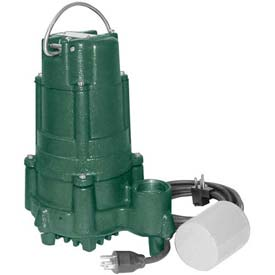 Pumps Effluent Sump Pumps Zoeller Flow Mate BN140 Sump Pump For Sep