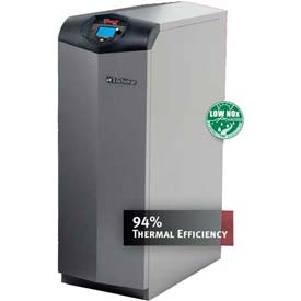 Lochinvar Knight® KBN400 High Efficiency Commercial Condensing Boiler 399,000 BTU 94.6% AFUE