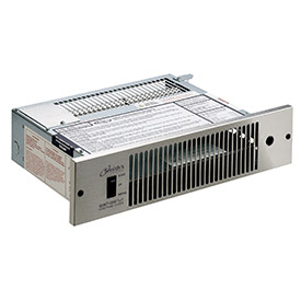 Smith's Environmental Products® Quiet-One™ Kickspace Fan Heater KS2004, 4000 BTU