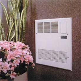Heaters Baseboard Hydronic Recessed Wall Kit For Quiet