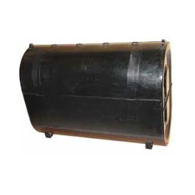 Vertical Oil Tank 275 Gallon UVB275B1