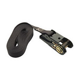 13-Foot Ratchet Tie-Down Safety Belt