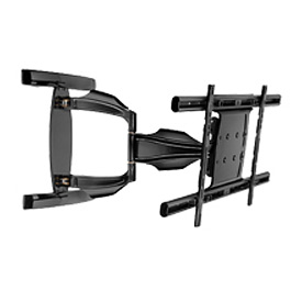 "Smartmount® Universal Articulating Arm Wall Mount For 37-60"" Flat Panel Screens"