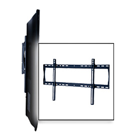 "Smartmount® Universal Flat Mount For 37"" - 63"" Flat Panel Screens - Black"
