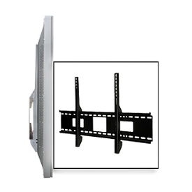 "Security Smartmount® Universal Flat Mount For 42"" - 71"" Flat Panels - Black"