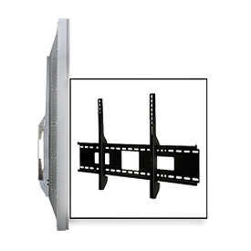 "Smartmount® Universal Flat Mount For 42"" - 71"" Flat Panel Screens - Black"