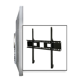 "Smartmount® Universal Flat Mount For 61"" - 102"" Flat Panel Screens - Black"