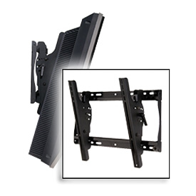 "Security Smartmount® Universal Tilt Mount For 23"" - 46"" LCD Screens - Black"