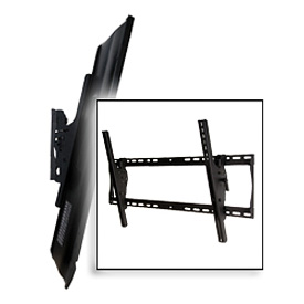 "Smartmount® Universal Tilt Mount For 37"" - 63"" Flat Panel Screens - Black"