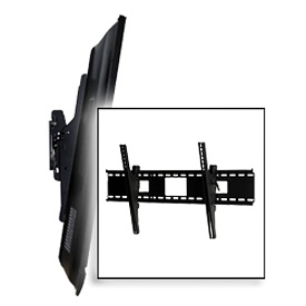 "Security Smartmount® Universal Tilt Mount For 42"" - 71"" Flat Panels - Black"