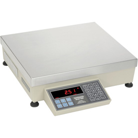 "Pennsylvania Heavy Duty AC/DC Capable Digital Counting Scale 200lb x 0.02lb 12"" x 14"" Platform"