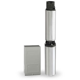 Click here to buy Flotec 3-Wire 4 Inch Submersible Well Pump, 230 Volts 1 HP.
