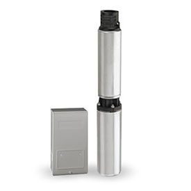 Click here to buy Flotec 3-Wire 4 Inch Submersible Well Pump, 230 Volts 1.5 HP, 20 GPM.