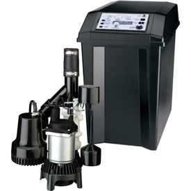 Buy Flotec Emergency Battery Backup Pre-Assembled Sump Pump System