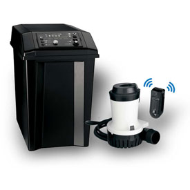 Buy Myers Premium Series Pre-Plumbed Battery Backup Sump Pump System