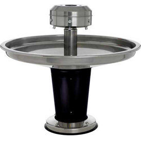 Antimicrobial Circular Washfountains