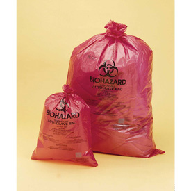 Biohazard Waste Disposal Bags
