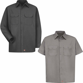 Red Kap® Utility Uniform Shirts
