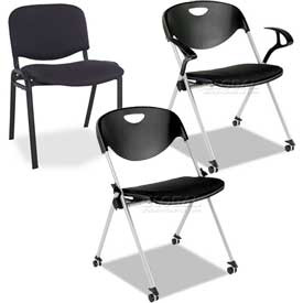 Alera® - Stacking & Nesting Chairs