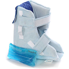Proactive Medical Heel-Gel Elevation Boots