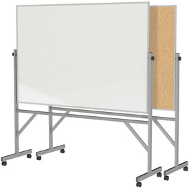 mobile combination boards - Rolling Whiteboard