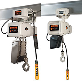 Harrington NER Food Grade Electric Hoists