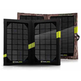 GoalZero Solar Panels